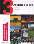 Čeština expres 3 - A2/1 - rusky + CD - obálka