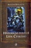 Historické pověsti lidu českého - obálka