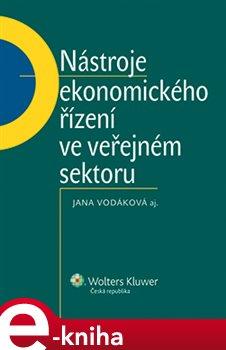 Obálka titulu Nástroje ekonomického řízení ve veřejném sektoru