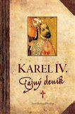 Karel IV. - Tajný deník - obálka