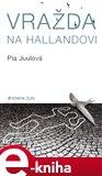 Vražda na Hallandovi - obálka