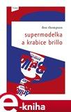 Supermodelka a krabice Brillo - obálka