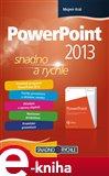 PowerPoint 2013 (snadno a rychle) - obálka