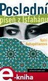 Poslední píseň z Isfahánu - obálka
