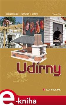 Udírny. konstrukce, stavba, uzení - Václav Vlk e-kniha
