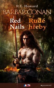 Obálka titulu Barbar Conan: Red Nails / Rudé hřeby