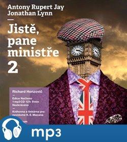 Jistě, pane ministře 2., mp3 - Anthony Rupert Jay, Jonathan Lynn