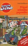 Detektiv Klubko - Případ zeleného papouška - obálka