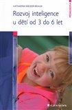Rozvoj inteligence u dětí od 3 do 6 let - obálka