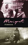 Liberty Bar, Maigret v noční Paříži - obálka