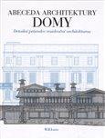 Abeceda architektury - Domy - obálka