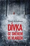 Obálka knihy Dívka se sněhem ve vlasech