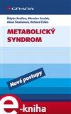 Metabolický syndrom (Nové postupy) - obálka