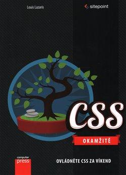 Obálka titulu CSS Okamžitě