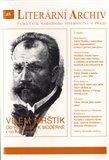 Vilém Mrštík – od realismu k moderně (k 150. výročí narození) (Literární archiv č. 45) - obálka