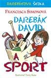 Darebák David a sport (Kniha, vázaná) - obálka