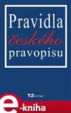 Pravidla českého pravopisu - obálka