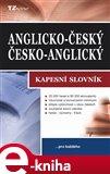 Anglicko-český/ česko-anglický kapesní slovník - obálka