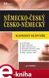 Německo-český/ česko-německý kapesní slovník - obálka