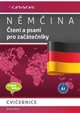 Němčina - Čtení a psaní pro začátečníky A1 (cvičebnice) - obálka