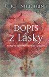 Obálka knihy Dopis z lásky