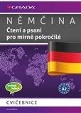 Němčina - Čtení a psaní pro mírně pokročilé A2 - obálka