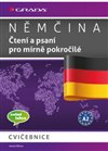 Obálka knihy Němčina - Čtení a psaní pro mírně pokročilé A2