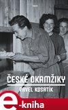 České okamžiky - obálka