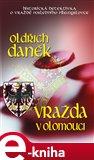 Vražda v Olomouci - obálka