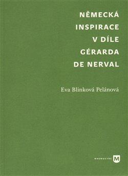 Obálka titulu Německá inspirace v díle Gérarda de Nerval