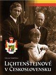 Lichtenštejnové v Československu - obálka