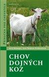 Obálka knihy Chov dojných koz