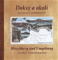 Doksy a okolí na starých pohlednicích (Hirschberg und Umgebung in alten Ansichtskarten) - obálka