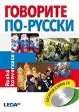 Ruská konverzace (Govoritě po-russki) - obálka