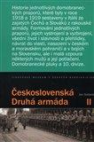 Československá Druhá armáda II (Historie jednotlivých praporů Československé domobrany v Itálii) - obálka