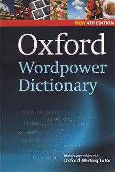 Obálka titulu Oxford Wordpower Dictionary 4th Edition