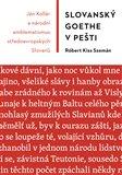Slovanský Goethe v Pešti - obálka