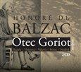 Otec Goriot - obálka