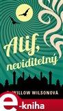 Alif, neviditelný - obálka