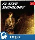 Slavné monology - obálka
