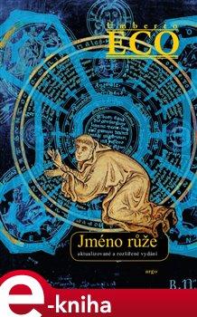 Jméno růže - Umberto Eco e-kniha