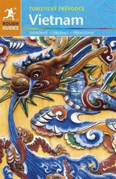 Obálka titulu Vietnam - turistický průvodce