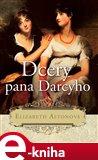 Dcery pana Darcyho - obálka