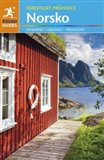 Norsko - turistický průvodce - obálka