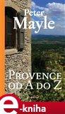 Provence od A do Z (Elektronická kniha) - obálka