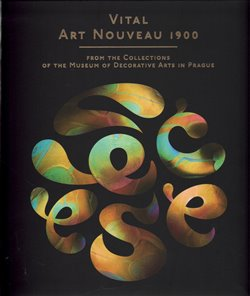Obálka titulu Vital Art Nouveau 1900