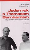 Jeden rok s Thomasem Bernhardem (Zapečetěný deník z roku 1972) - obálka