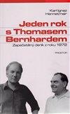 Obálka knihy Jeden rok s Thomasem Bernhardem