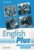 English Plus 1 Workbook with MultiROM (Czech Edition) - obálka
