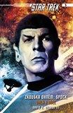 Star Trek: Zkouška ohněm - Spock (Oheň a růže) - obálka